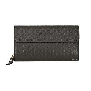 Gucci Microguccissima Leather Wallet
